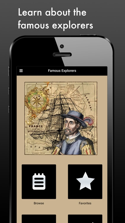 Famous Explorers screenshot-0