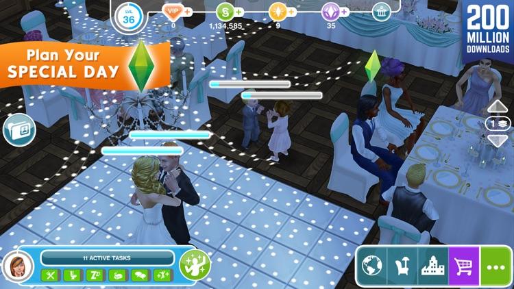 The Sims™ FreePlay screenshot-0