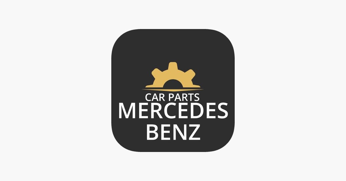 App store mercedes benz parts etk car parts for mercedes for Mercedes benz auto parts store