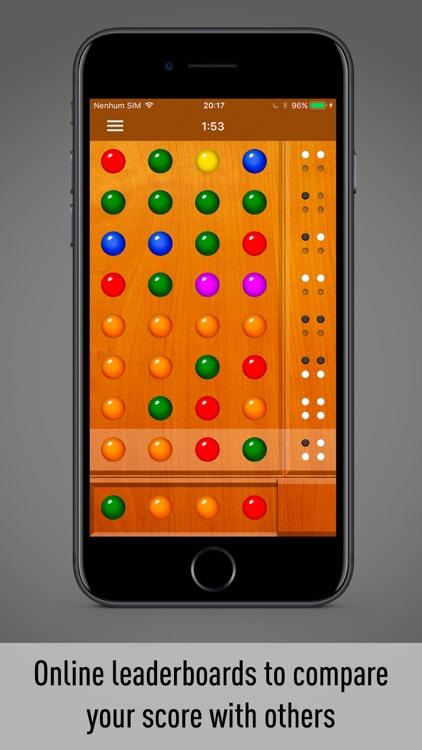 Color Code Mastermind screenshot-3