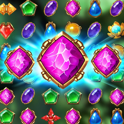Jewel Mystery Quest