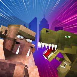 Blocky Monsters Smash Full