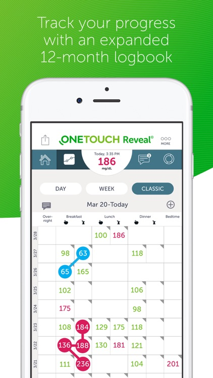 OneTouch Reveal screenshot-3