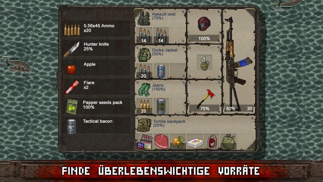 ‎Mini DAYZ: Zombie Survival Screenshot
