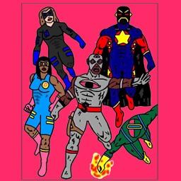 Life Comics Sticker Pack