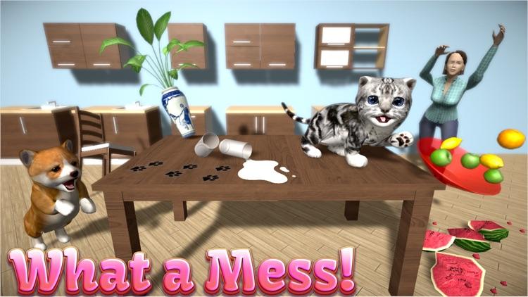Cat Simulator:  Kittens 2017 screenshot-0