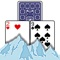Play the Tri Peak Solitaire card game where you match cards arranged in three pyramid shapes