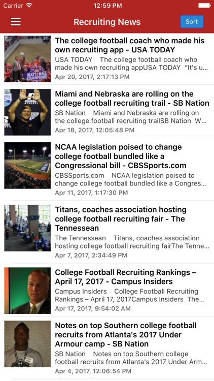 College Football News - Scores, Schedule & Ranking