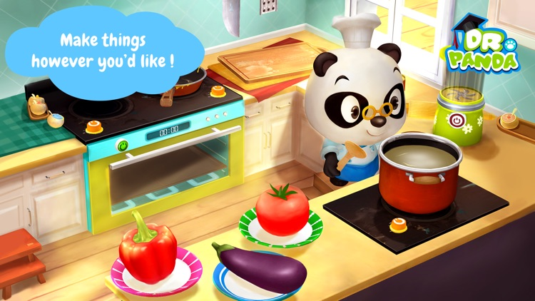 Dr. Panda Restaurant 2 screenshot-3