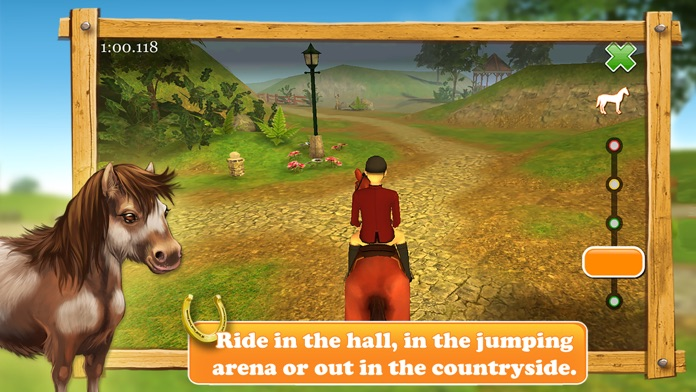 HorseWorld: My Riding Horse Screenshot