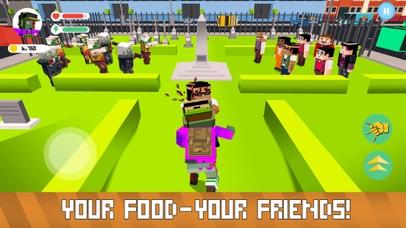 Blocky Zombie Simulator screenshot 4