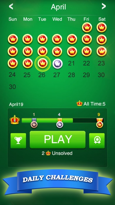 Spider Solitaire Classic!!Screenshot von 3
