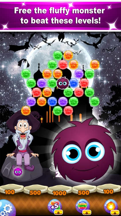 Bubble Blaster: Match 3 Bubble Shooter Mania screenshot-4