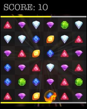 Jewel Blitz (Watch & Phone) screenshot 8