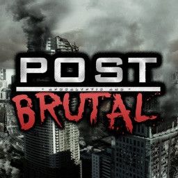 Post Brutal: Apocalyptic Zombie Action RPG