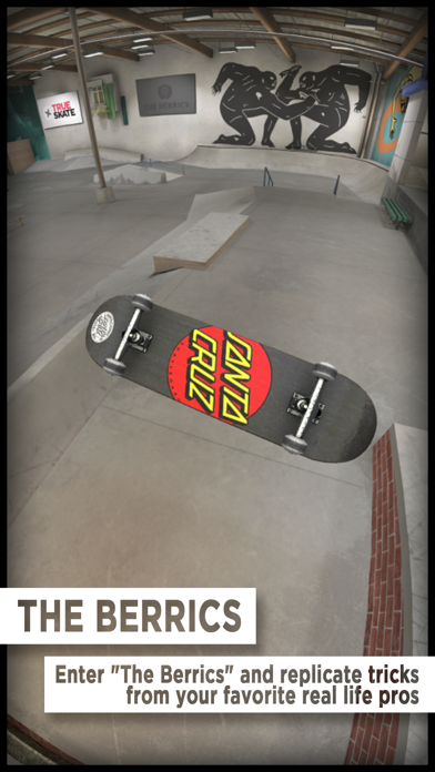 Screenshot for True Skate in Norway App Store