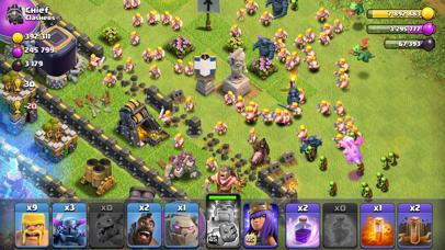 Clash of Clans app