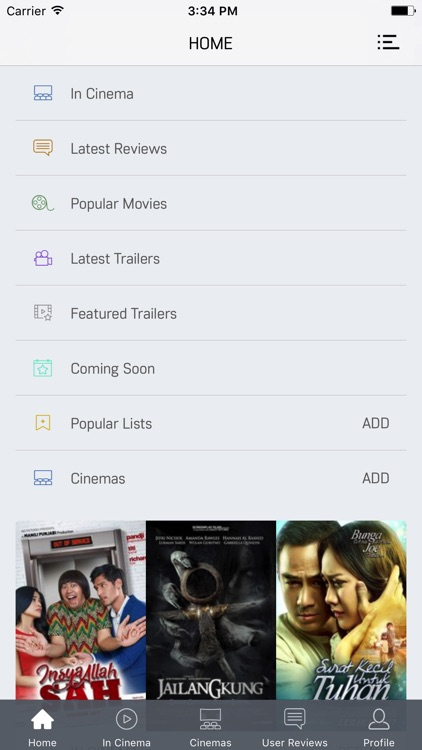 Movreak - Movie, Showtime, Review, Cinema