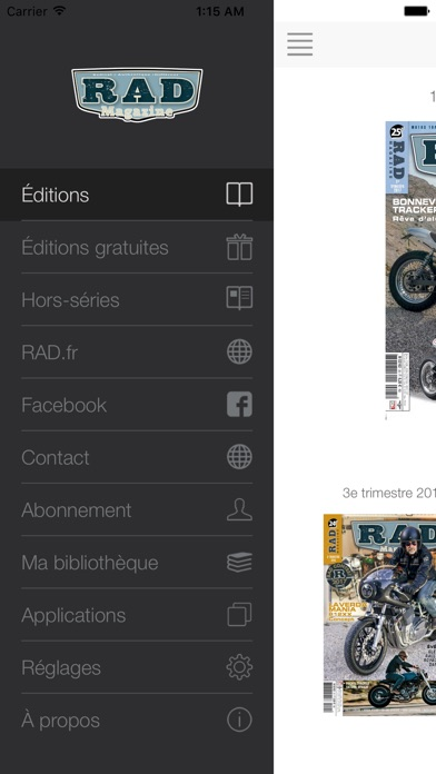 download Rad Magazine apps 2