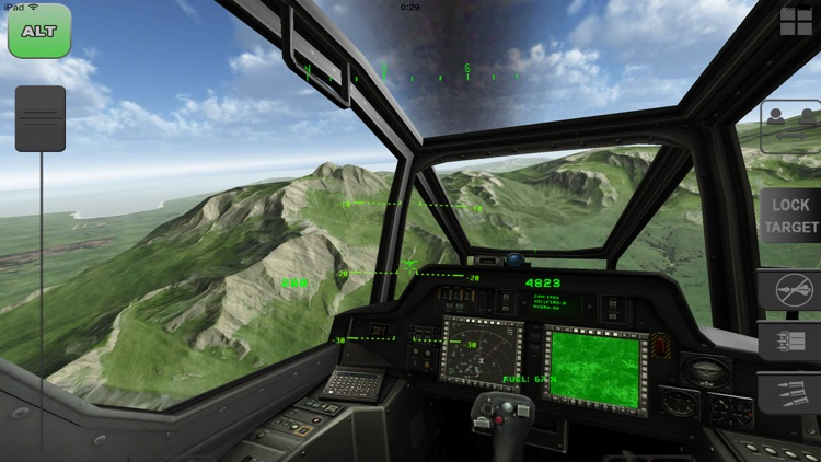 Air Cavalry - Helicopter Combat Flight Simulator screenshot-1