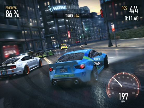 Screenshot #3 for Need for Speed™ No Limits