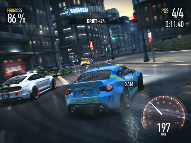 Need for Speed No Limits Screenshot
