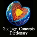 Geology Dictionary Terms Definitions icon