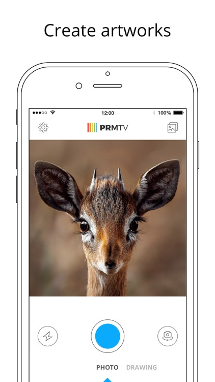 PRMTV – Pro Photo Editor, Art Filters and Effects