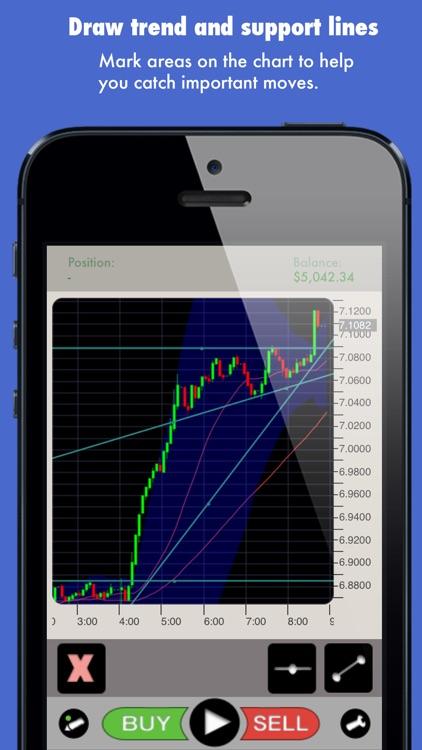 Spoof Trader trading simulator screenshot-4