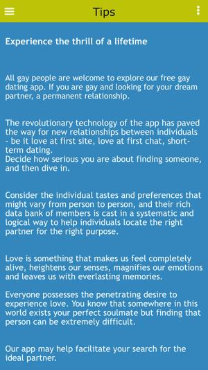gay εφαρμογές Dating για 17 ετών