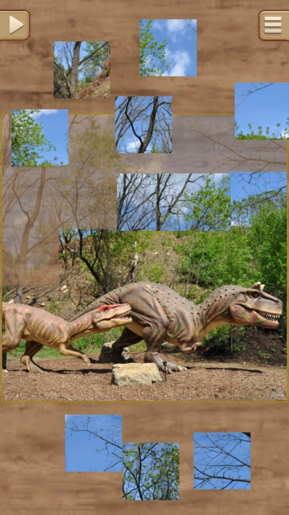 Dinosaurs Jigsaw Puzzles - Fun Games screenshot-3