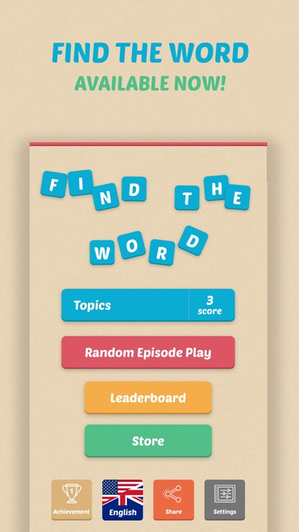 Find The Word®