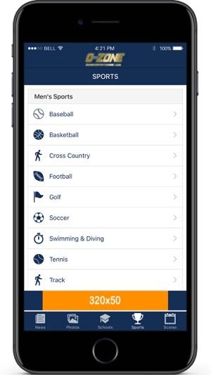 OzarksSportsZone on the App Store