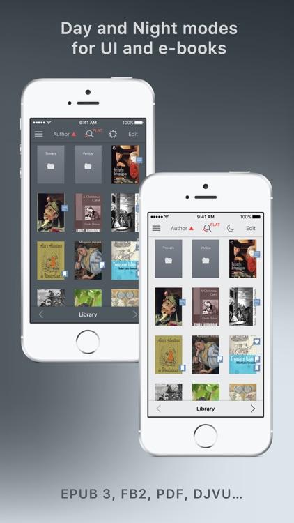 tiReader 2 Pro – eBook and Comic book reader screenshot-3