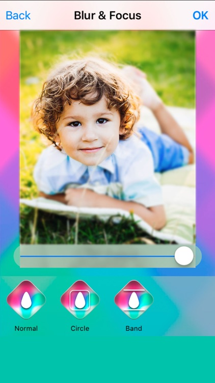 Effects and Filters for montages Easy photo editor screenshot-3