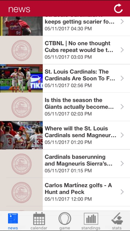 St. Louis Baseball screenshot-0