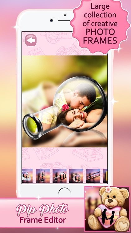 PIP Photo Frame Editor: Beautiful Picture Collages