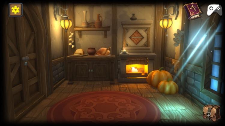 wizard's house:Escape the Magic room screenshot-3