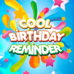 Cool Birthday Reminder Free