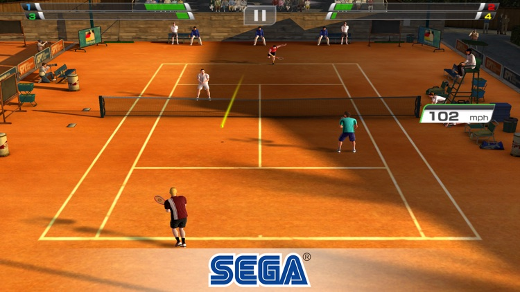 Virtua Tennis Challenge screenshot-2