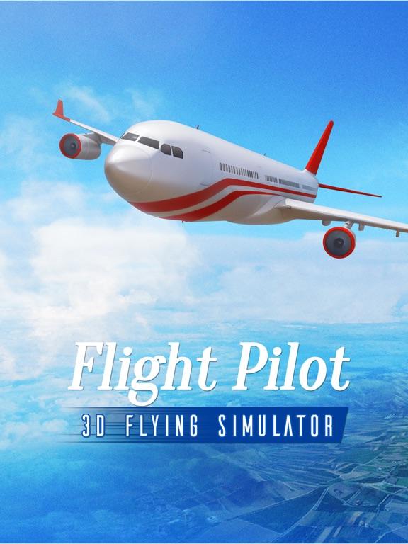 Полет Пилот 3D на iPad