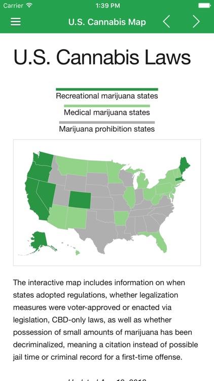 Marijuana News & Cannabis Legalization Updates screenshot-3