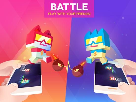 Super Phantom Cat - Be a jumping bro. на iPad