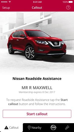 Elegant  Nissan Roadside Assistance On The App Store