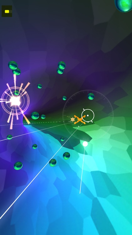 Particle VR Shooter Music Game - Google Cardboard