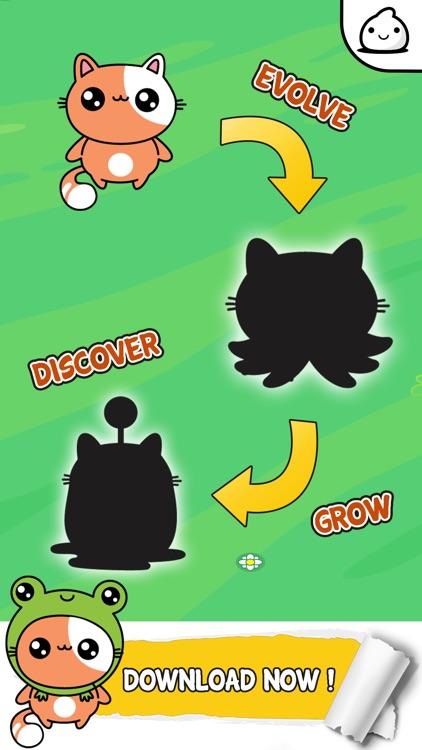 Kitty Cat Evolution Game