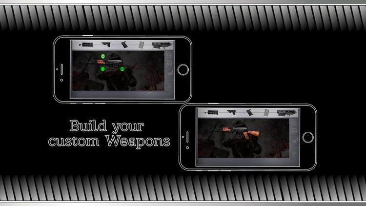 Weapons Builder - Modern Weapons, Sniper & Assault
