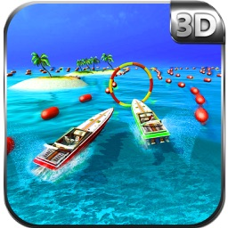 Speed Boat Racing Mania & Fast River Sports Sim