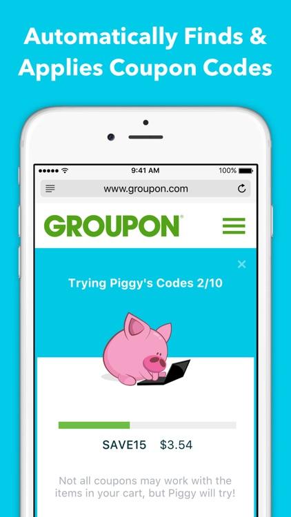Piggy - Coupons & Cash Back