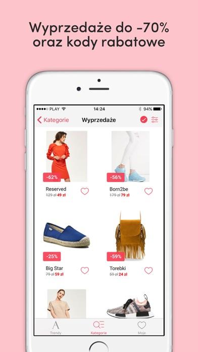 Screenshot for Allani - moda i zakupy in Poland App Store